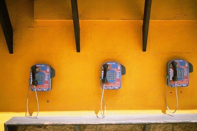 Укртелеком отключит таксофоны и проводное радио