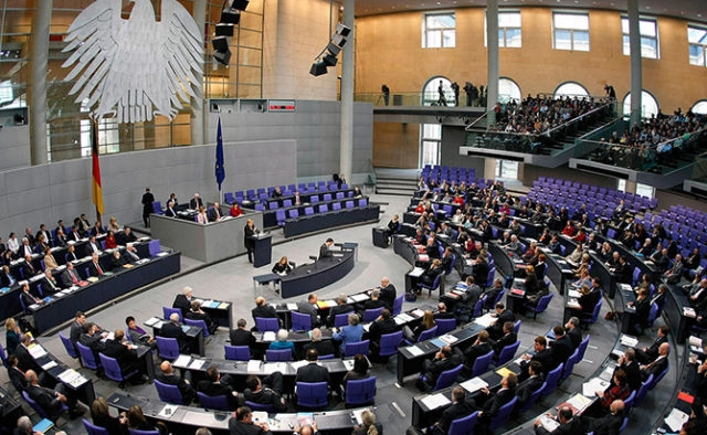 В Германии требуют отменить санкции против России