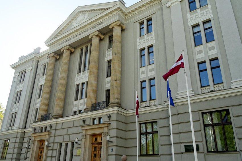 В МИД Латвии не забыли о российской оккупации Крыма: заявление