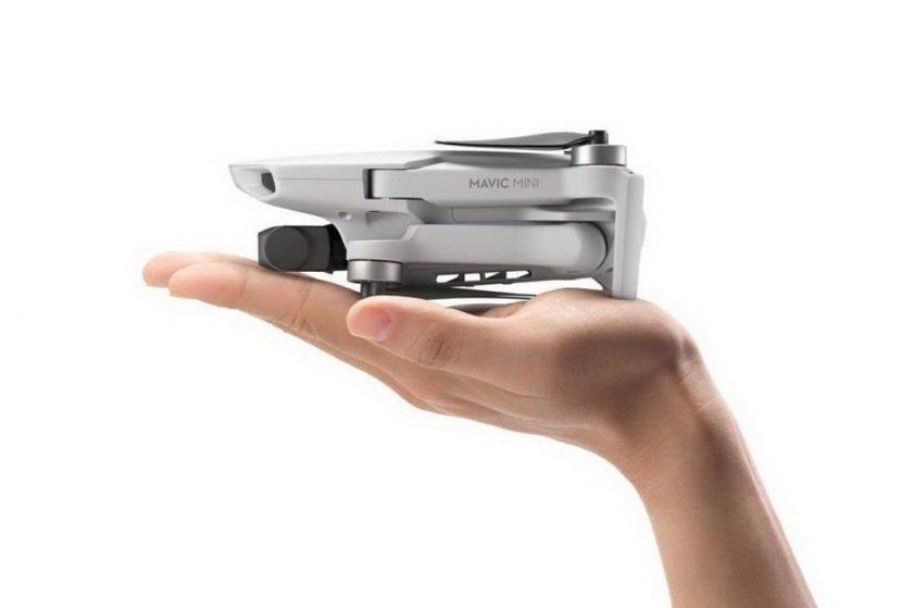 В США представили самый маленький дрон. ФОТО и ВИДЕО