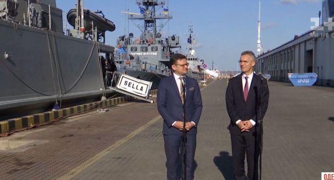 Вчера власть публично отказалась от перспектив членства в НАТО, – блогер