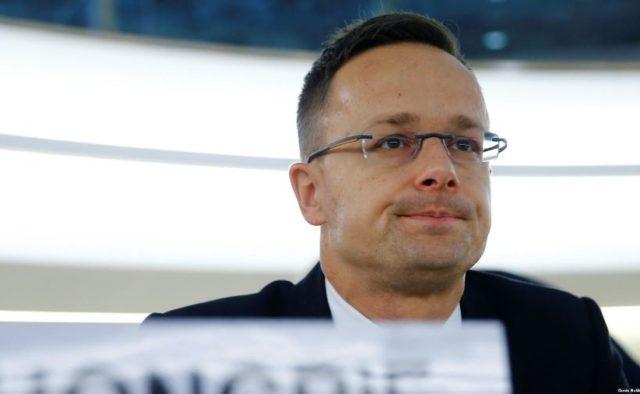 Венгрия заблокировала решение НАТО по Украине