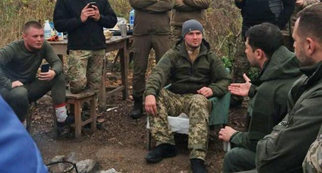 «Все это делается в интересах Кремля»: ветеран АТО рассказал, как Россия может воспользоваться скандалом из Зеленским в Золотом