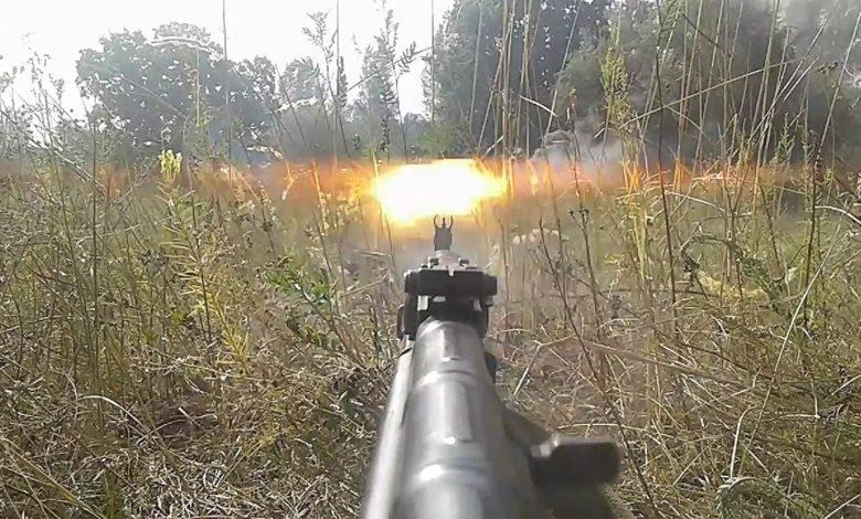 ЗСУ потужно відповіли терористам на Донбасі: опубліковано яскраве відео