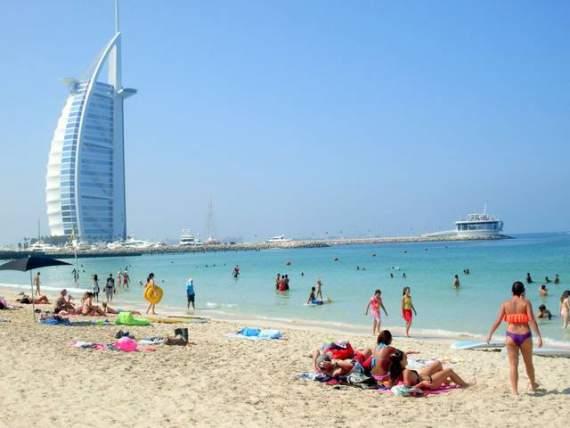 Когда лучше ехать на отдых в Эмиратах?