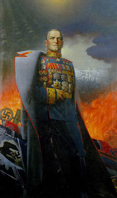 Жуков — маршал Победы