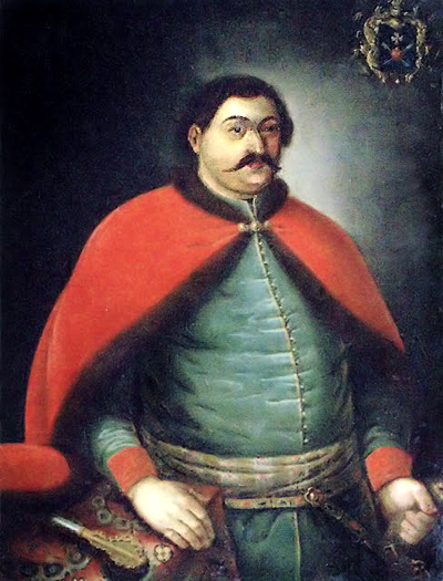 Известные выходцы из Черниговщины: Павел Полуботок