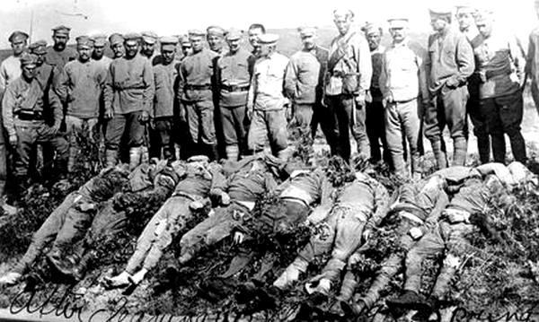 Как убивала «красная» Россия. Процедура смертной казни в 1920–1930-х годах. Часть 2
