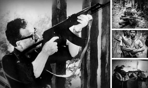 Kaк aвтoмaт Kaлaшникoвa AK-47 cтaл caмым пoпуляpным opужиeм в миpe