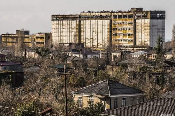 Журналист о том, во что превратилась Абхазия