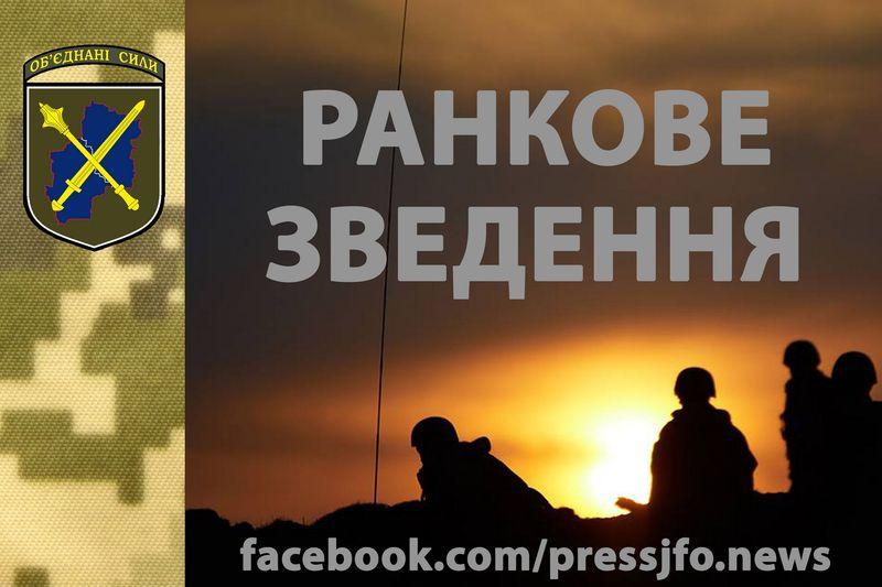 Бойовики обстріляли мирний населений пункт на Донеччині – штаб ООС