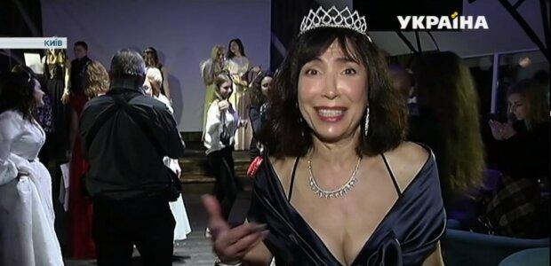 Никогда не поздно: 62-летняя украинка победила в конкурсе красоты, фото впечатляют