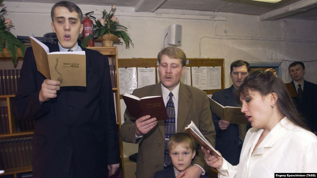 Отставной прапорщик ФСБ РФ оказался под следствием из-за участия в «Свидетелях Иеговы»