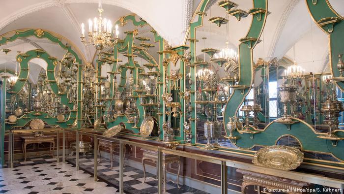 Пограбування музею в Дрездені: оголошено винагороду в півмільйона євро