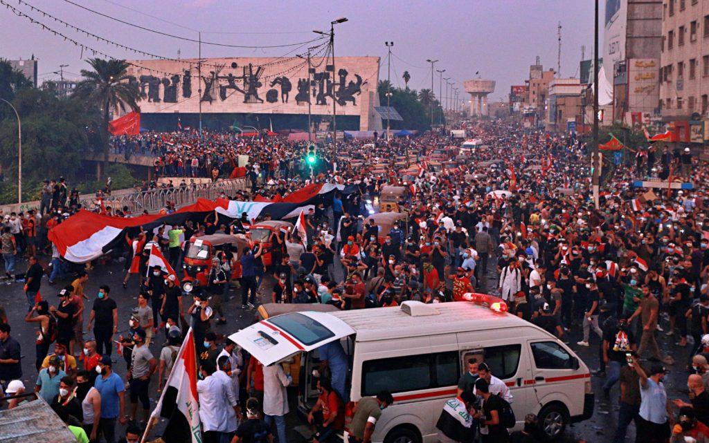 Протесты в Ираке: количество погибших превысило 300 человек