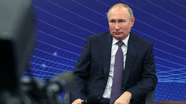 Путин хочет, чтобы «Википедию» заменили аналогом российского производства