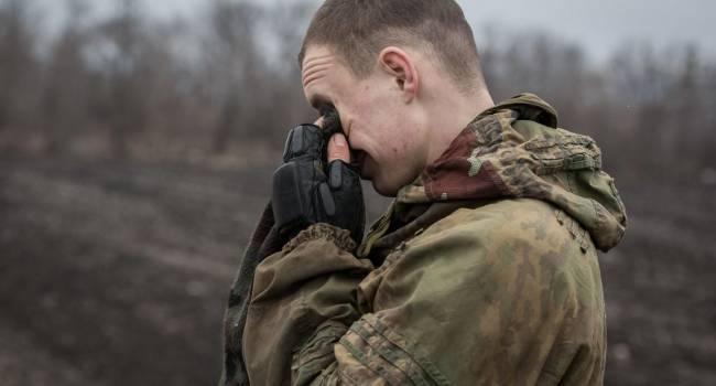 Россия понесла тяжелые летальные потери в зоне ООС – «Штирлиц»