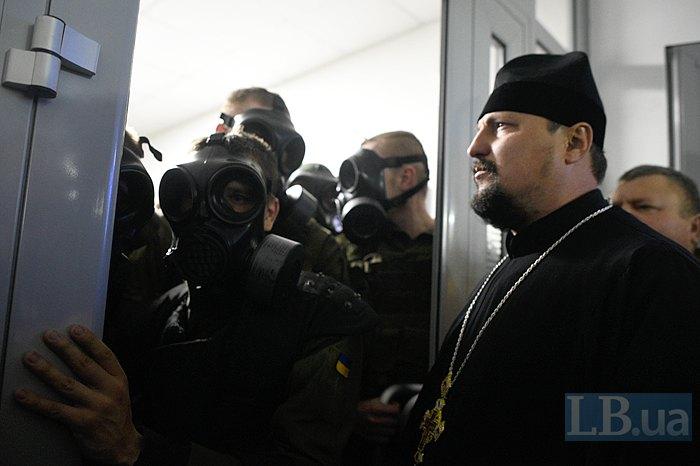 Суд принял решение по УПЦ КП: сторонники Филарета устроили потасовку. ФОТО+ВИДЕО