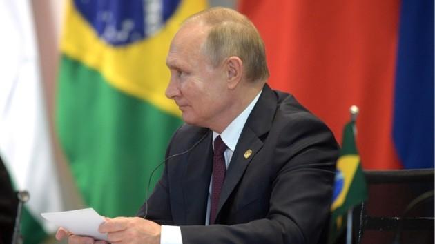 Транзит через Украину может прекратиться: Путин сделал заявление по газу