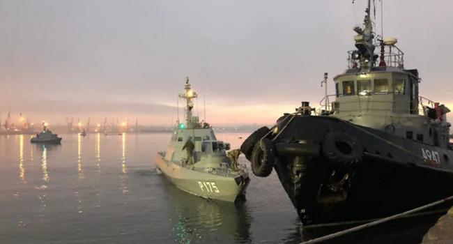 «Унитазы появятся в оружейной палате Кремля! На них будут приносить присягу юнармейцы»: российский журналист высмеял кражу с украинских кораблей