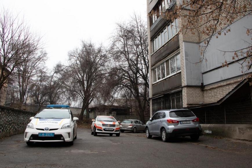 В Днепре умер «домушник» после встречи с хозяином жилья