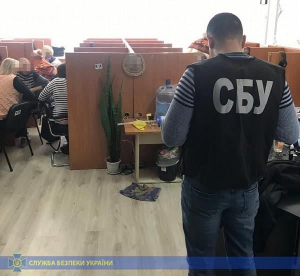 В Николаеве выявили неконтролируемый международный канал связи с РФ и оккупированными территориями