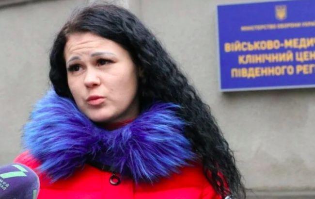 Женщина-военная из Одесчины рассказала, как ее избивали