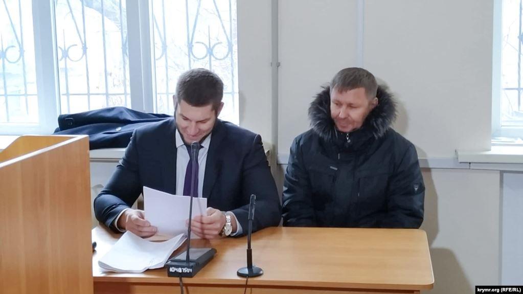 Севастопольский единорос арестован на 2 месяца