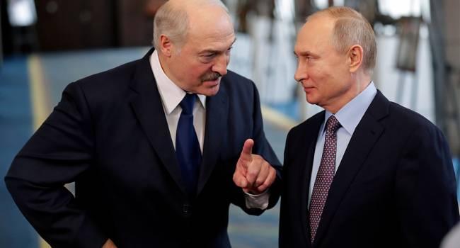 «Будет война с Западом и НАТО»: Лукашенко жестко пригрозил Путину за создание «Союзного государства»