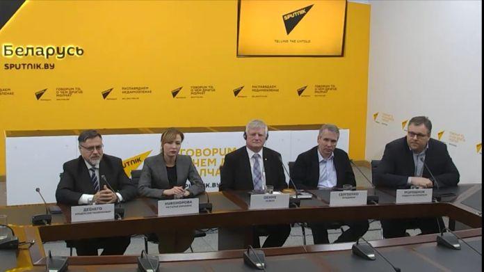 Депутат Бундестага и представитель ПАСЕ встретился с главарями ОРДЛО. ФОТО