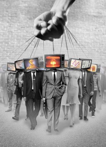 Телевізор зламав життя країні