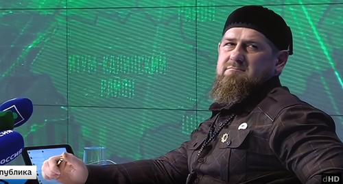Кадыров вновь заговорил о территориальных претензиях к Дагестану