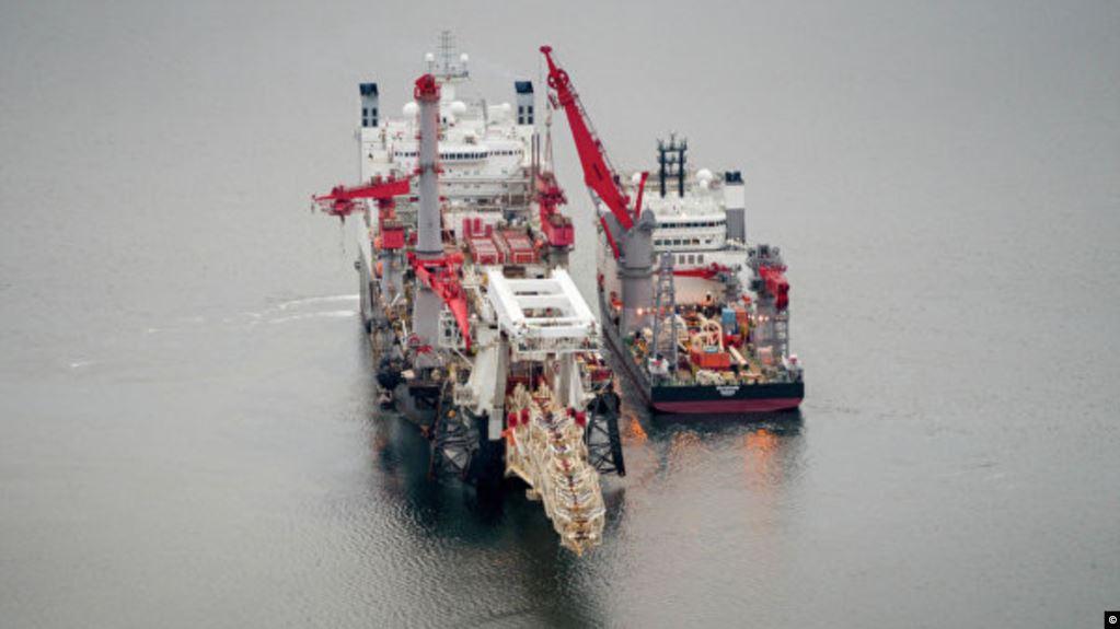 Конгресс США одобрил санкции по «Северному потоку-2»