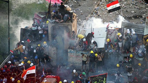 Кровавые протесты в Ираке: власть пошла на серьезные уступки митингующим