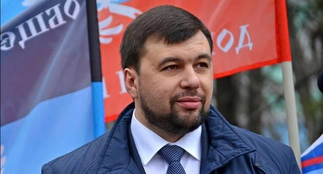 «Мы еще раз напоминаем»: Пушилин обратился к Киеву из-за особого статуса Донбасса