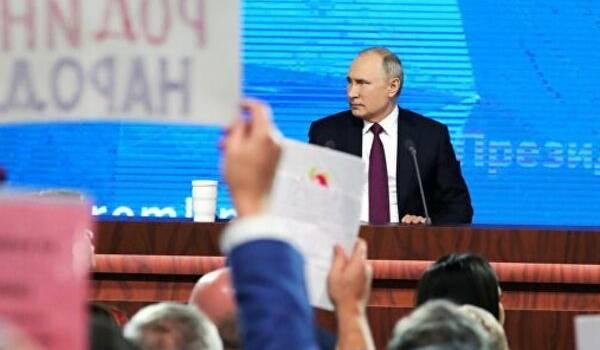 «Нам нужен новый президент, страну 20 лет обворовывают»: россияне взбунтовались из-за большой пресс-конференции Путина