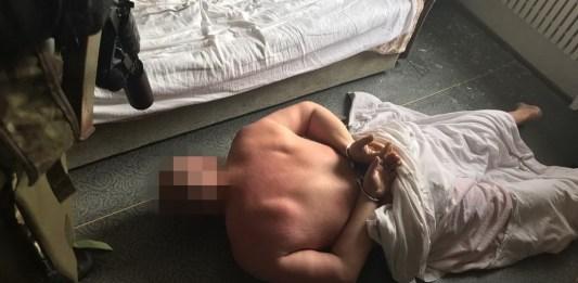 Обнародованы детали дела луганского террориста-диверсанта, осужденного на 9 лет тюрьмы