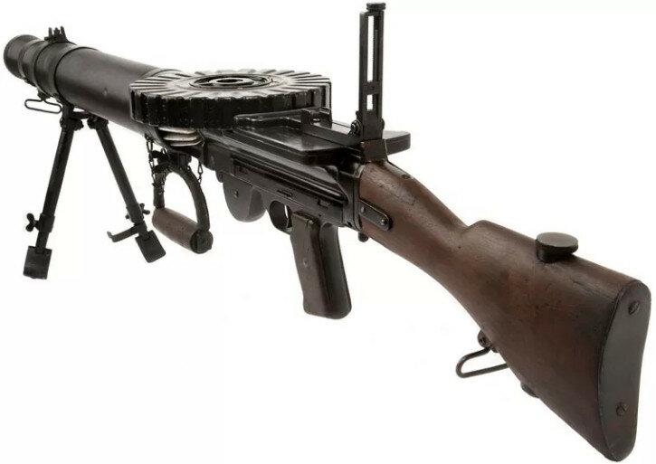 Шедевр оружейной мысли начала ХХ века