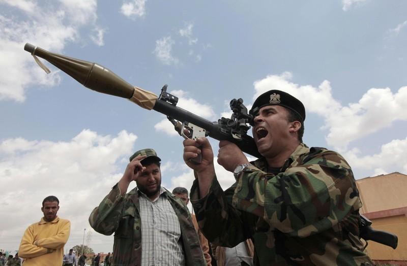 В Ливии объявили мобилизацию для защиты столицы от сил, поддерживаемых Россией