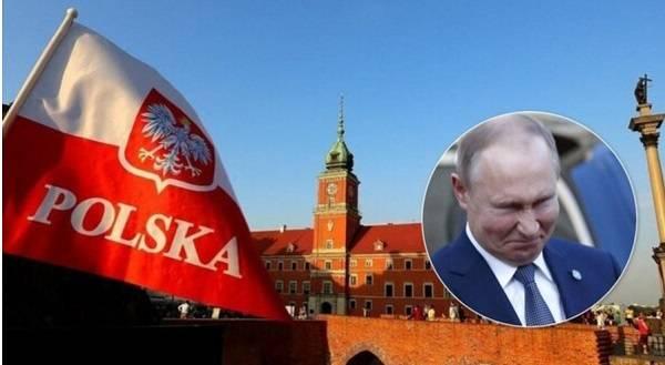 В МИД Польши раскритиковали Путина за его заявления о Второй мировой войне