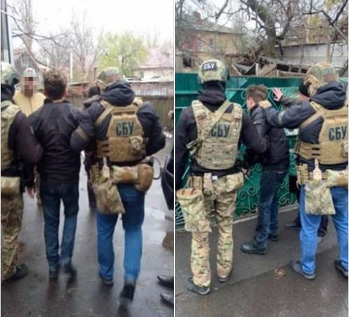 """В Одессе схватили пропагандиста """"Одесской народной республики"""""""
