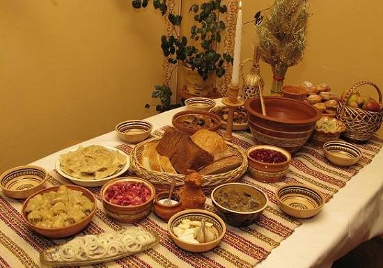 12 постных блюд: что должно быть на столе в Сочельник
