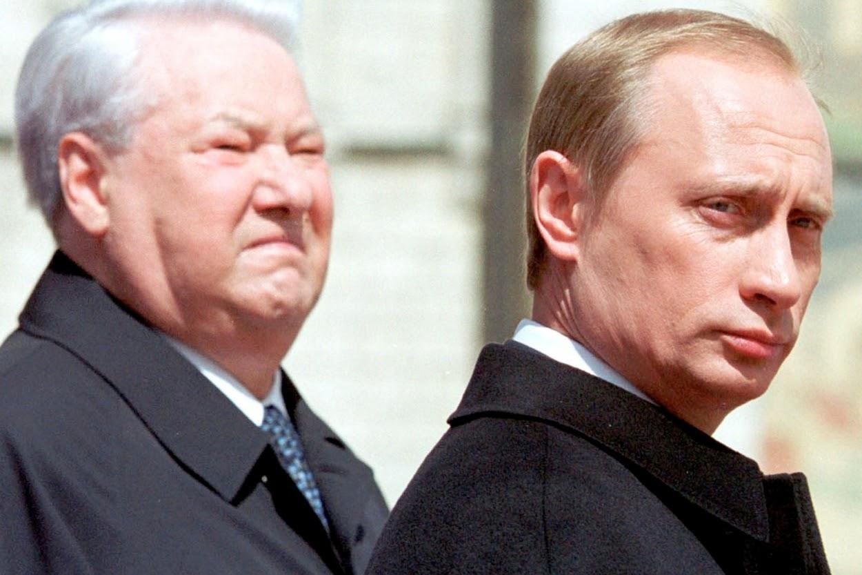 Как Ельцин пропил членство России в НАТО
