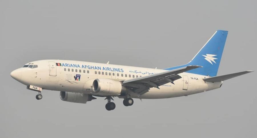 Катастрофа Boeing 737-500 бортовой номер YA-FGA авиакомпании Ariana Afghan Airlines