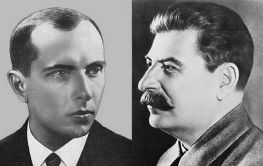 Кто нацист- Сталин, или Бандера?