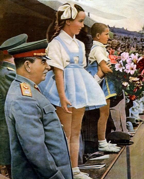 Сталин- педофил?