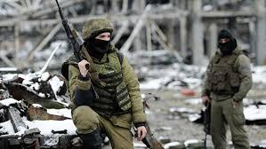 Прибытие снайперских пар боевиков дЫнЫрЫ