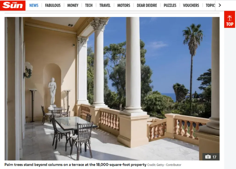 Ахметов за 200 миллионов евро купил целый дворец