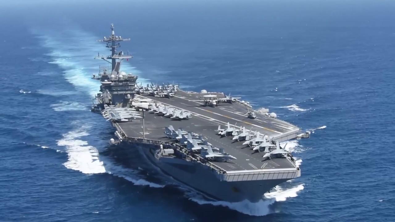 Флот США начал развертывание в зоне Индо-Тихоокеанского командования: названы цели