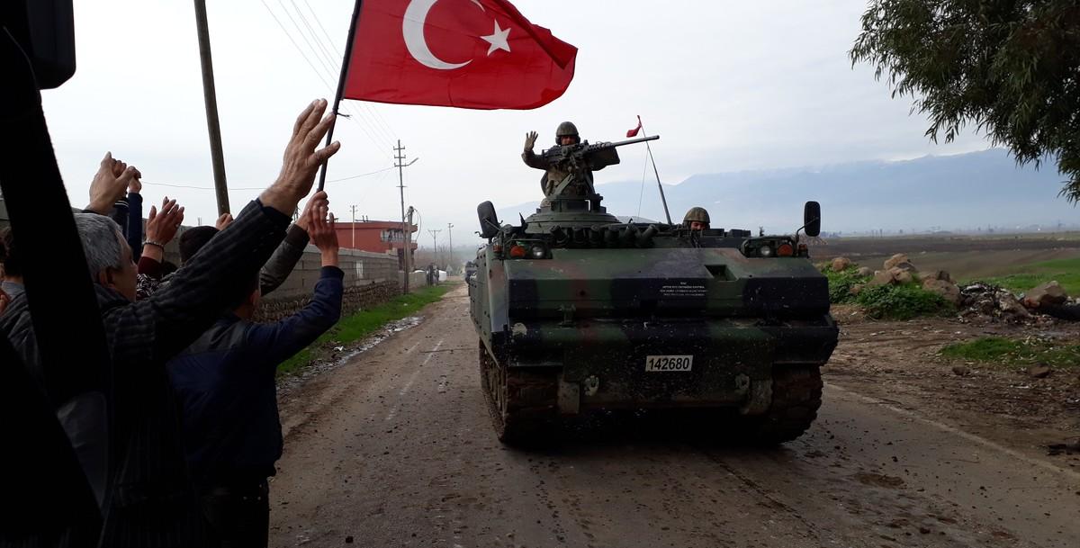Греция, Кипр и Израиль резко отреагировали на введение турецких войск в Ливию: заявление